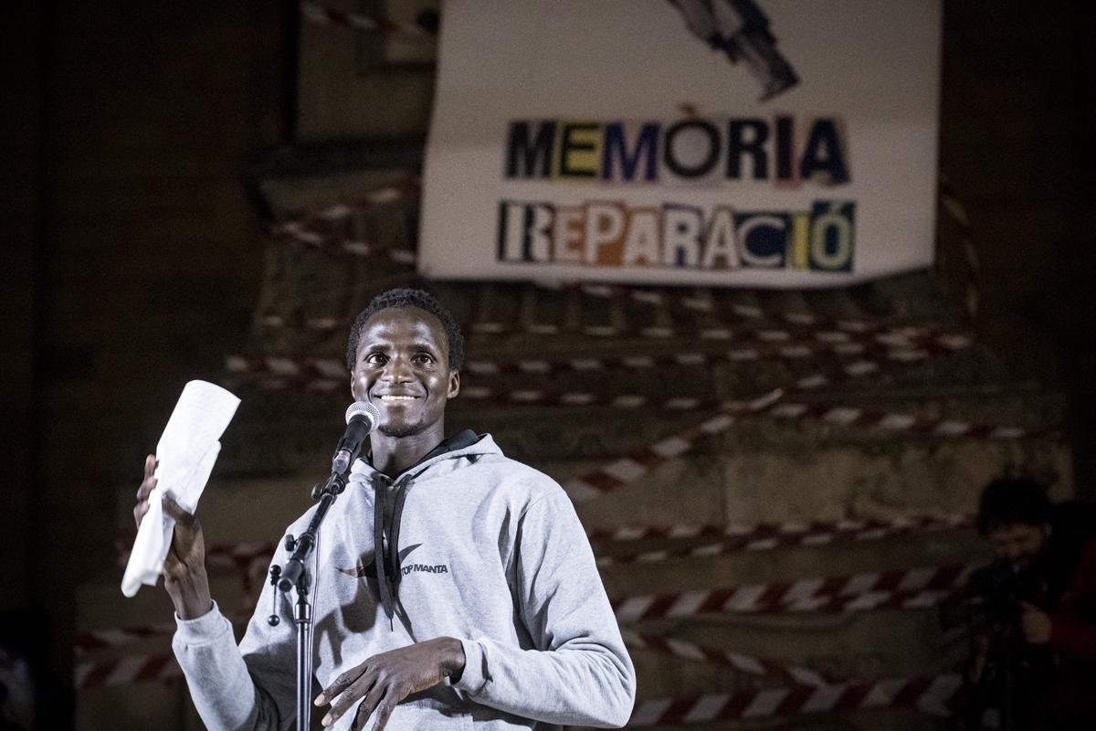 """15.000 signatures perquè una plaça s'anomeni Idrissa Diallo: """"Serà un símbol d'igualtat"""""""