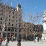 Quinze entitats de memòria històrica demanen anomenar plaça de les bullangues a la d'Antonio López