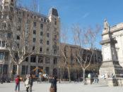 Plaça d'Antonio López Foto: Tomeu Ferrer