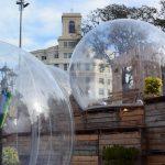 Plaça de Catalunya descubre las 'ingravidolles' con historias de imaginación en torno al consumo responsable