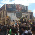 Absolts dos dels acusats per les manifestacions de Can Vies