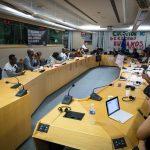 Los manteros hacen oír en Bruselas sus reivindicaciones sobre la venta ambulante