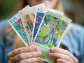 La moneda de Bristol conviu sense problemes amb la lliura esterlina foto:bristolpound.org