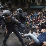 """Amnistía Internacional denuncia la """"fuerza excesiva"""" de la policía en el 1-O en su informe anual sobre derechos humanos"""
