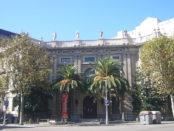 Façana del Col·legi d'Advocats de Barcelona foto : Jordiferrer - CC BY-SA 3.0