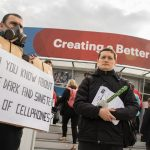La lluita de José María García: any rere any a les portes del Mobile pel reconeixement de les malalties provocades per la telefonia
