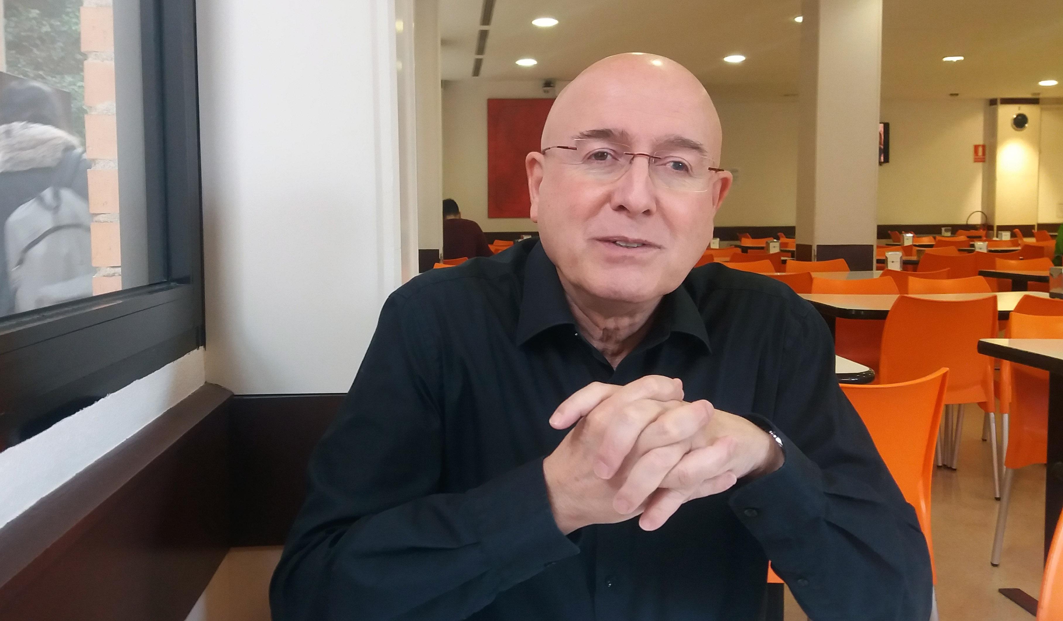 """""""Contra l'escalada repressiva cal més compromís i més militància"""""""