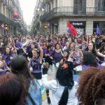 La vaga del 8 de març rebenta les costures de les mobilitzacions feministes anteriors