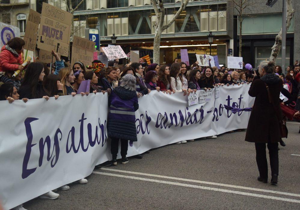 ¿Hacia dónde apunta la 'manada' violeta?