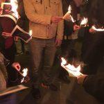 El TEDH sentencia que quemar fotos de los Reyes es libertad de expresión