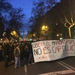 Ola de indignación en las calles y las redes sociales tras el encarcelamiento de Turull, Rull, Romeva, Bassa y Forcadell