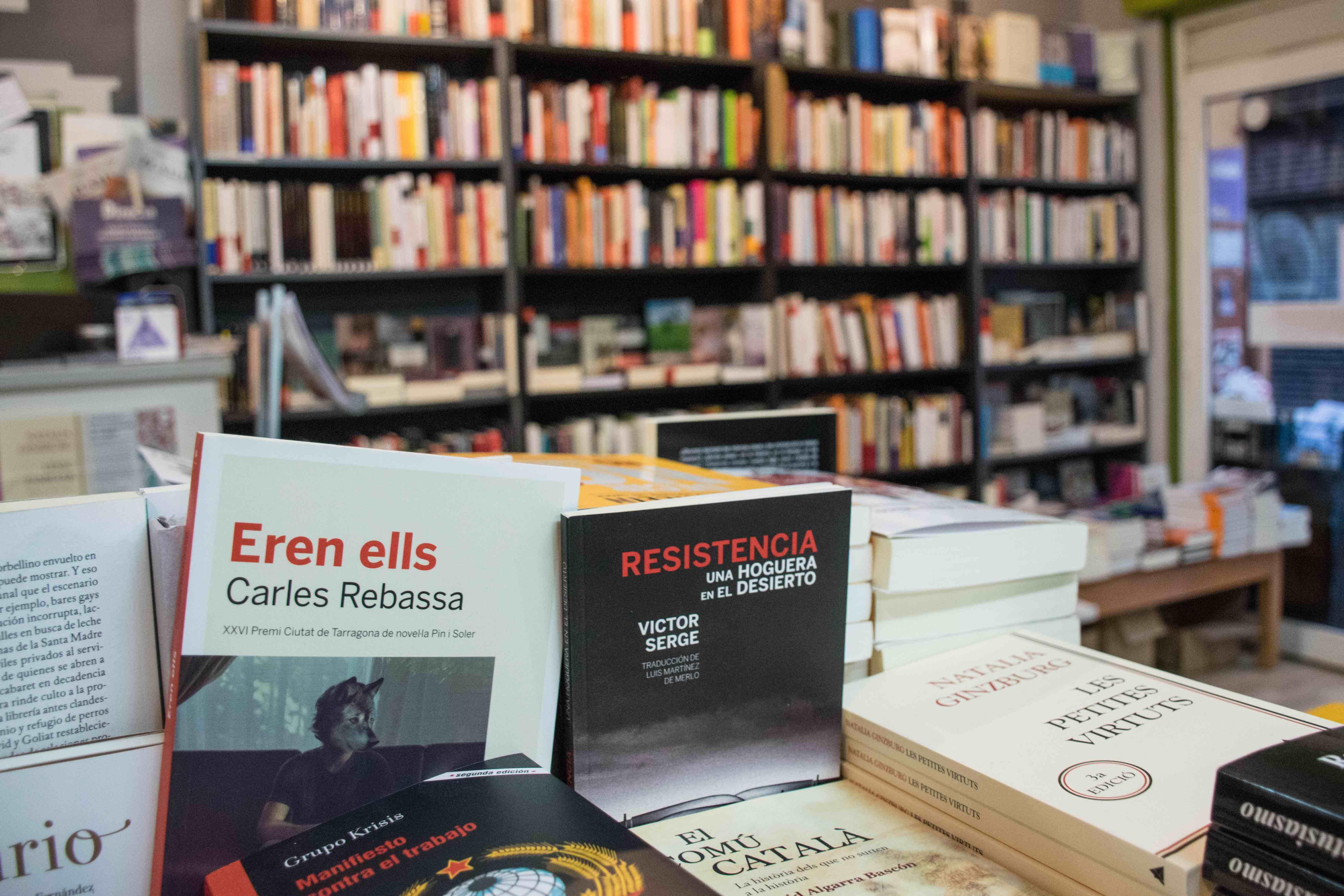 Las identidades LGTB cobran fuerza en la literatura catalana