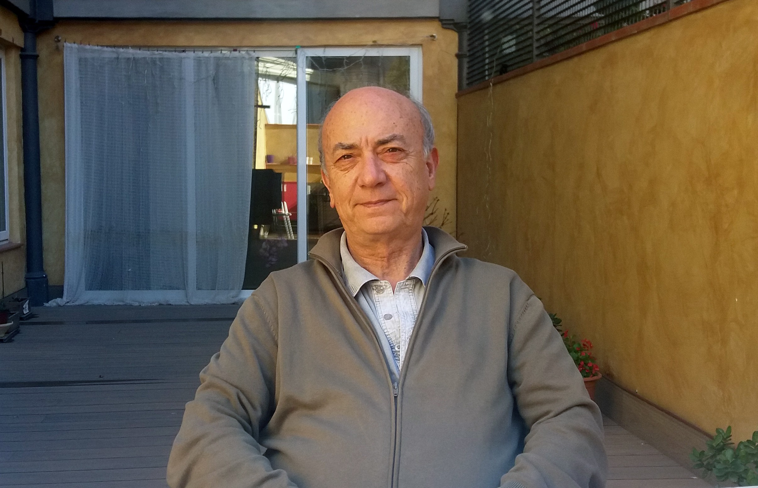 Joan Botella, catedràtic de Ciència Política i president de 'Federalistes d'Esquerres'