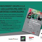 Debat | Del moviment okupa a la PAH: les lluites pel dret a l'habitatge a Barcelona