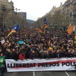 """Una manifestació denunciarà """"la repressió i la vulneració de drets fonamentals"""" a sis mesos de l'empresonament dels 'Jordis'"""