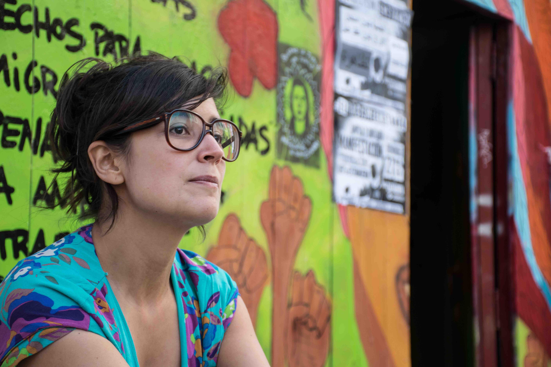"""""""La paz en Colombia debe construirse desde la perspectiva de las mujeres"""""""