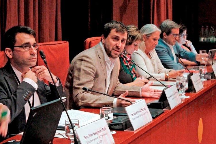 Toni Comín, de nou davant de Salut, no té l'aval de l'estat: com es desencallaran els reptes de la sanitat catalana?