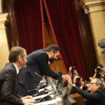 Quim Torra ja és President de la Generalitat