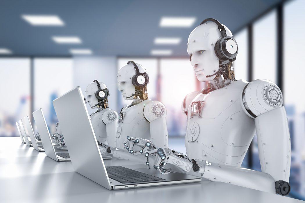 La robotització provocarà la pèrdua de 54 milions de llocs de treball a França, Alemanya, Itàlia, Espanya i Regne Unit