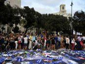 Manifestación de rechazo a los atentados | Ajuntament de Barcelo