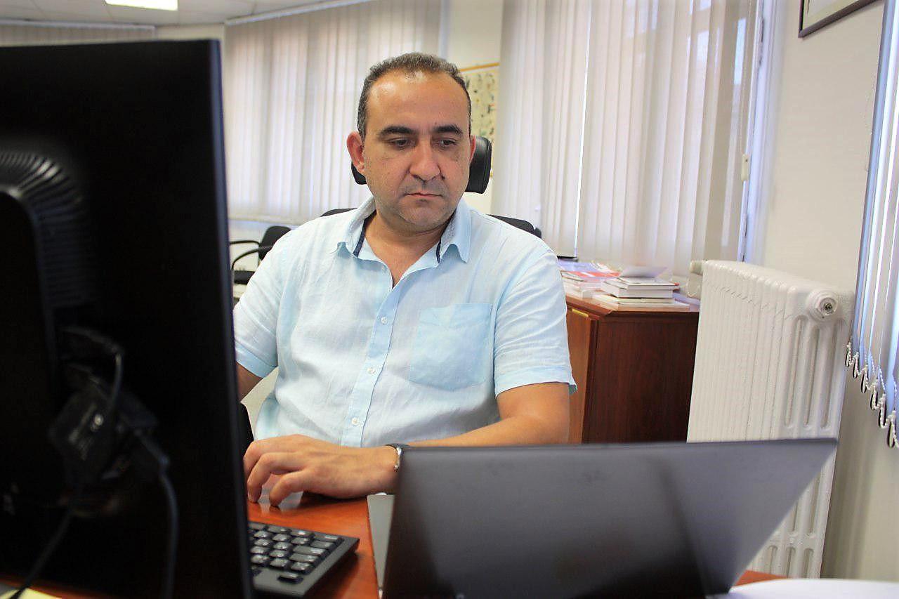 Javier Pacheco despatx
