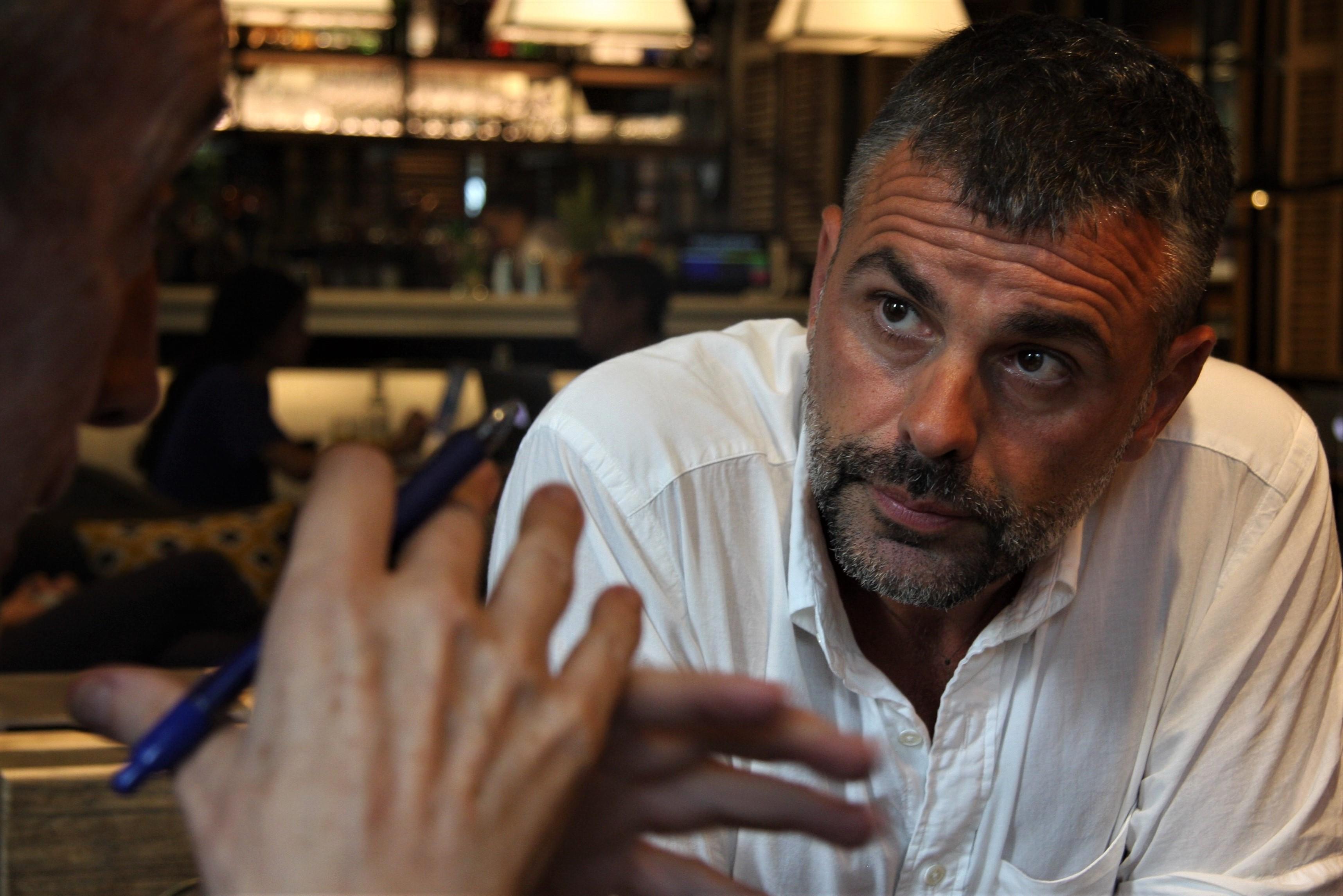 """""""Es va construir interessadament i amb diners públics la imatge d'un Santi Vila dissident, traïdor, espanyol"""""""