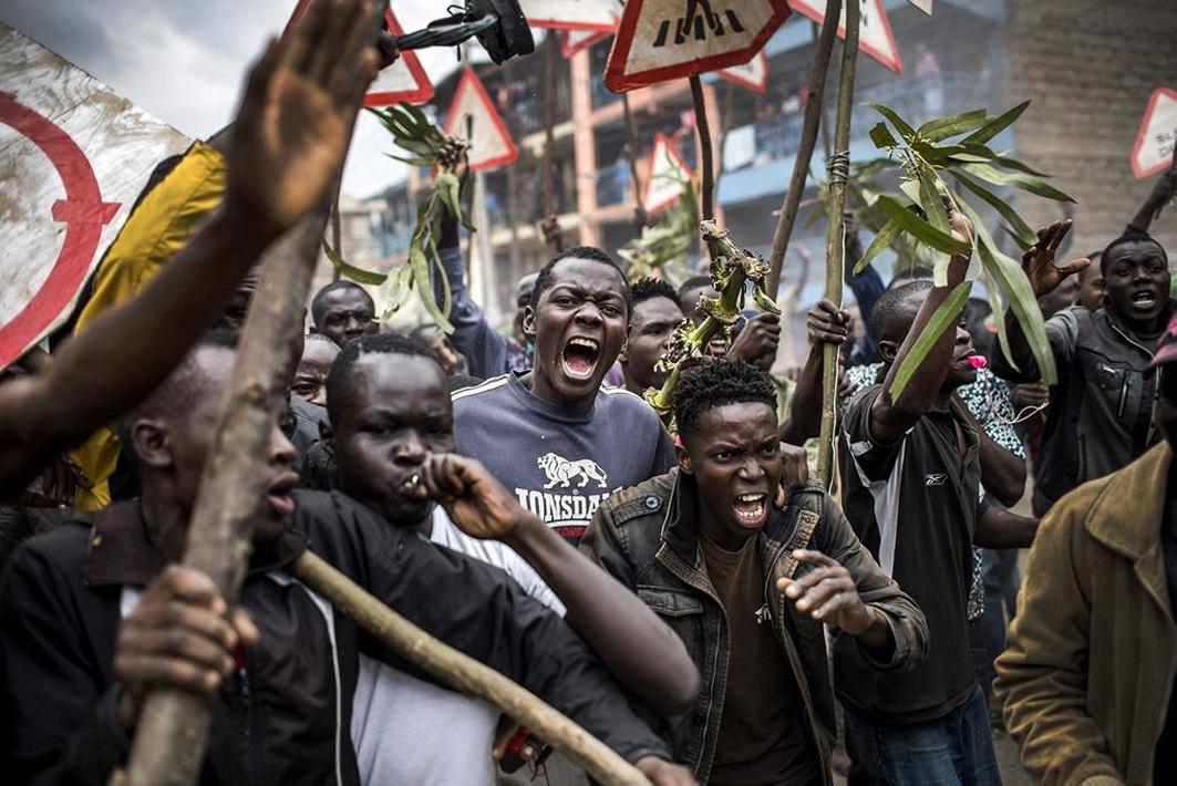 El festival Visa Pour l'Image celebra 30 anys donant visibilitat a les crisis humanitàries