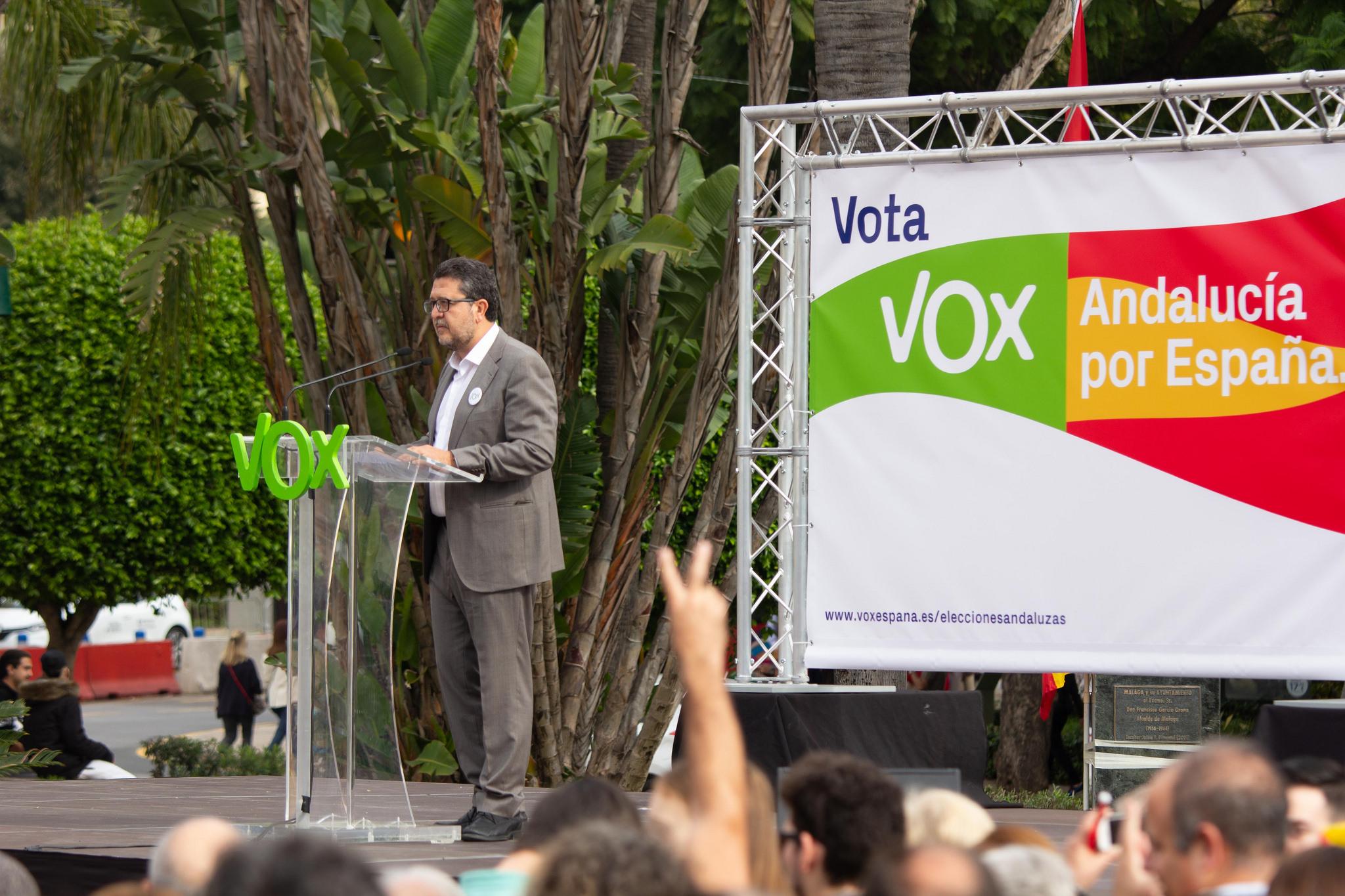 Vox, la política de l'odi