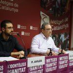 Els metges, de nou, a la vaga: cinc dies d'aturades a mitjans de febrer