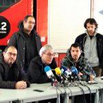 """Los bomberos hablan del incendio de San Roque (Badalona): """"La precariedad mata"""""""