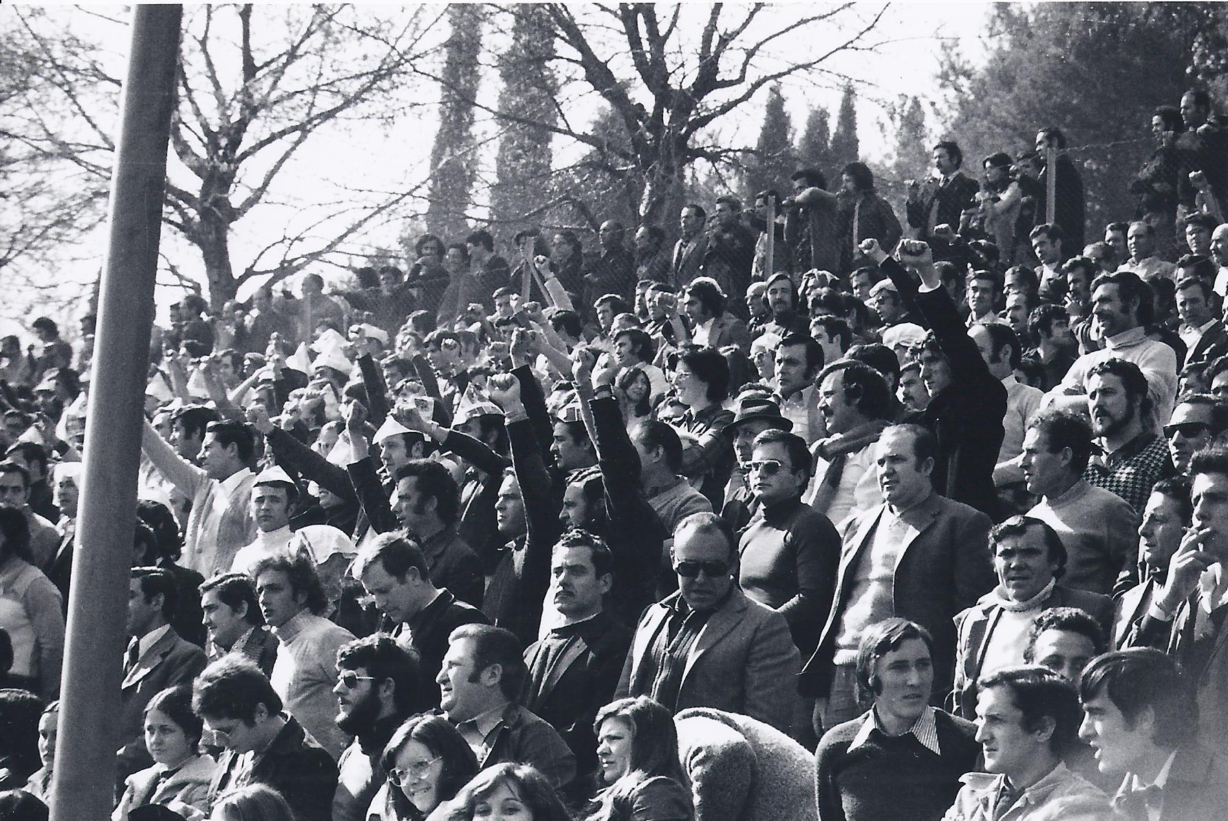 Crónica de la represión franquista 50 años después: el caso de los 13 de Mataró