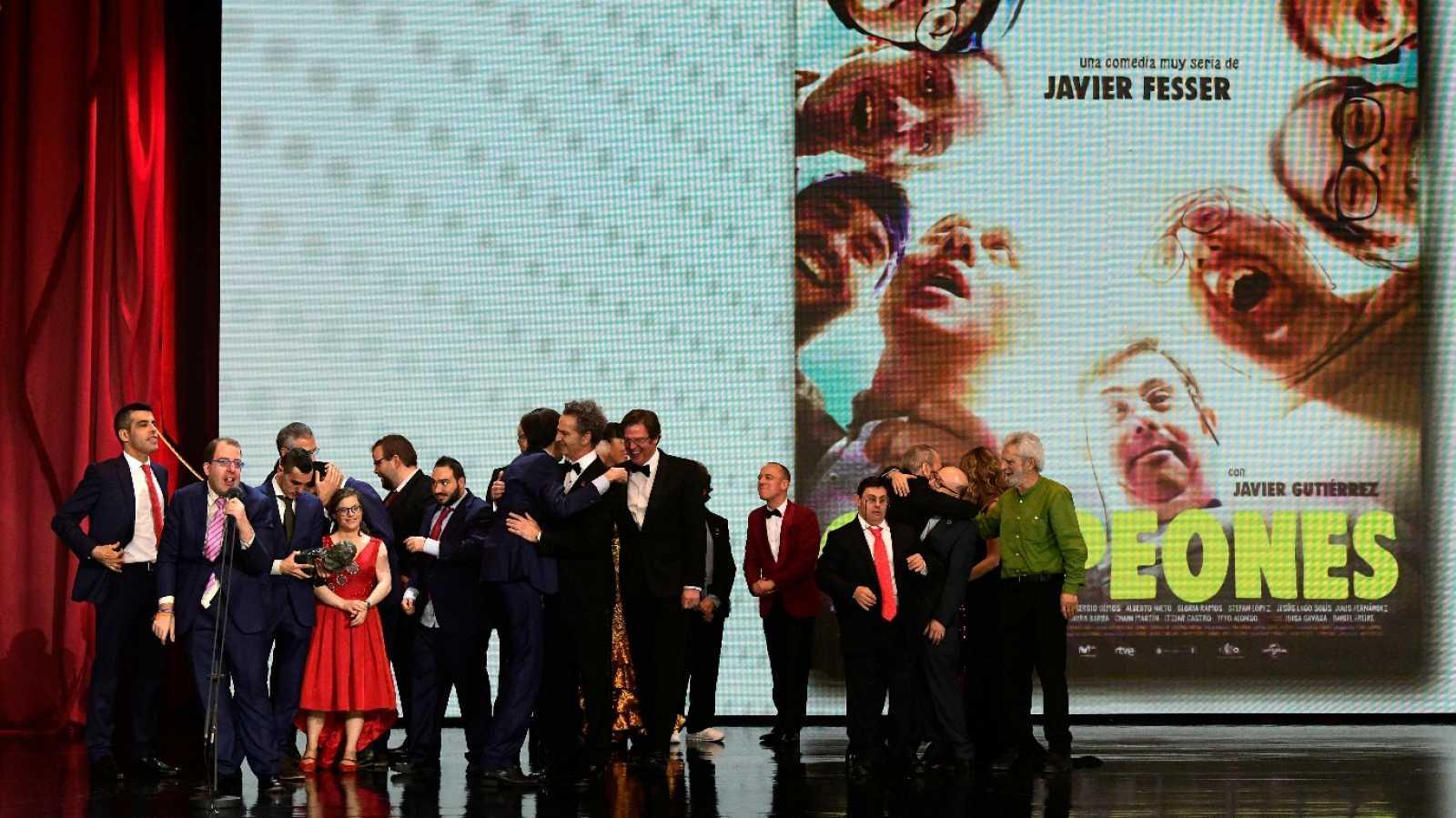 El 'factor Campeones': cine, premios, reivindicaciones y carencias