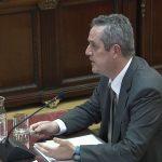 """Joaquim Forn: """"Si hi va haver alguna mala actuació va ser per part de la CNP i de la Guàrdia Civil"""""""