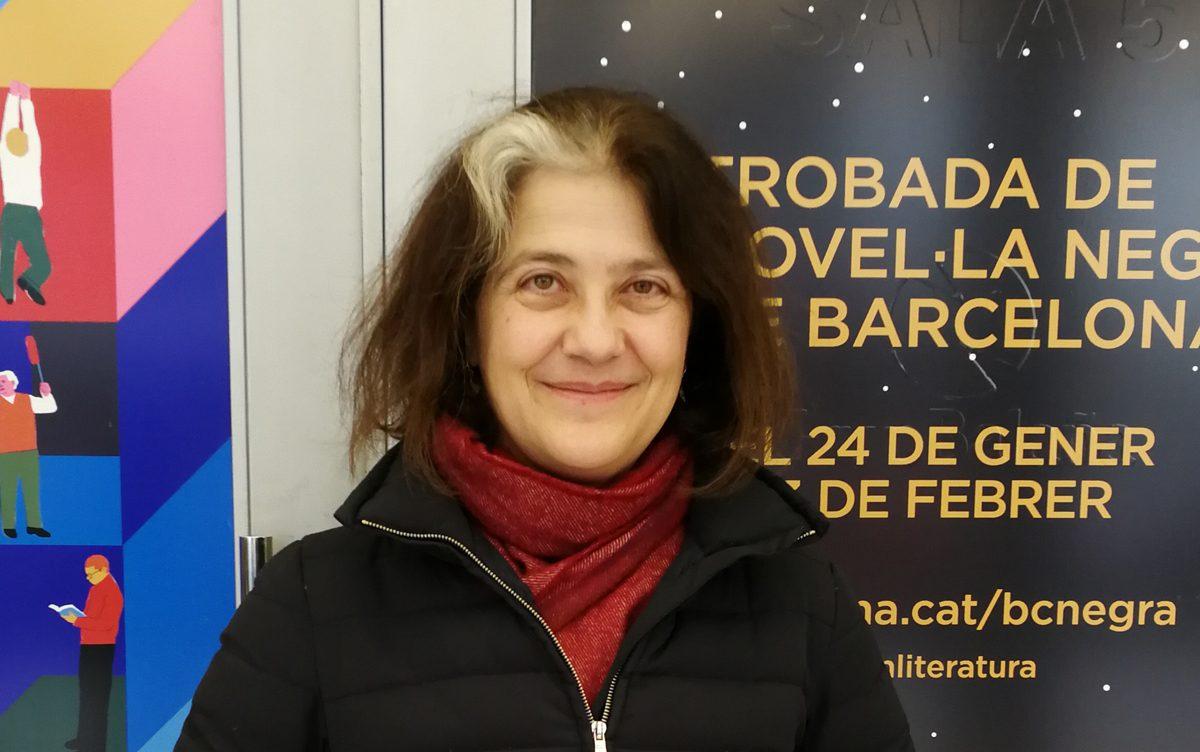 """Rosa Ribas: """"Hem estat poble d'emigrants i durant els pocs anys que vam ser rics, ens vam tornar fastigosos i insolidaris"""""""