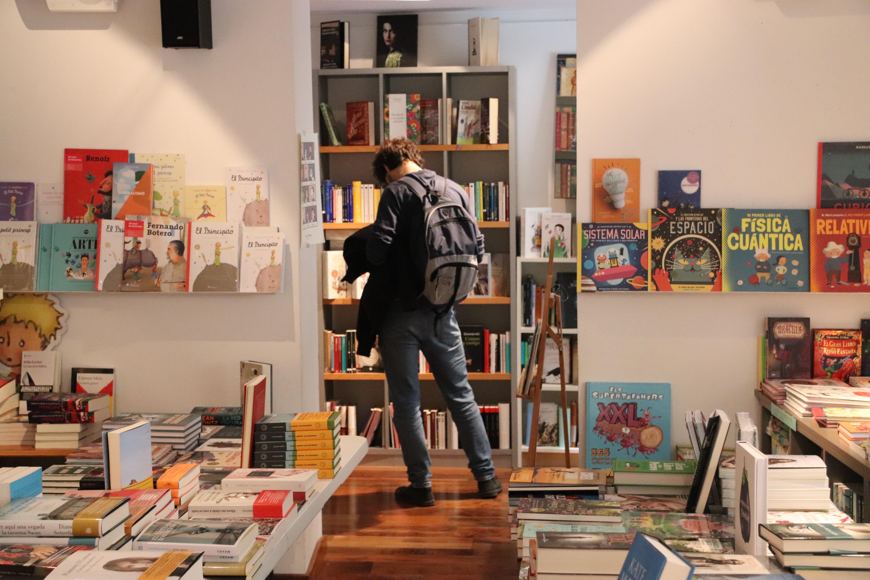 ¡Larga vida a las librerías!