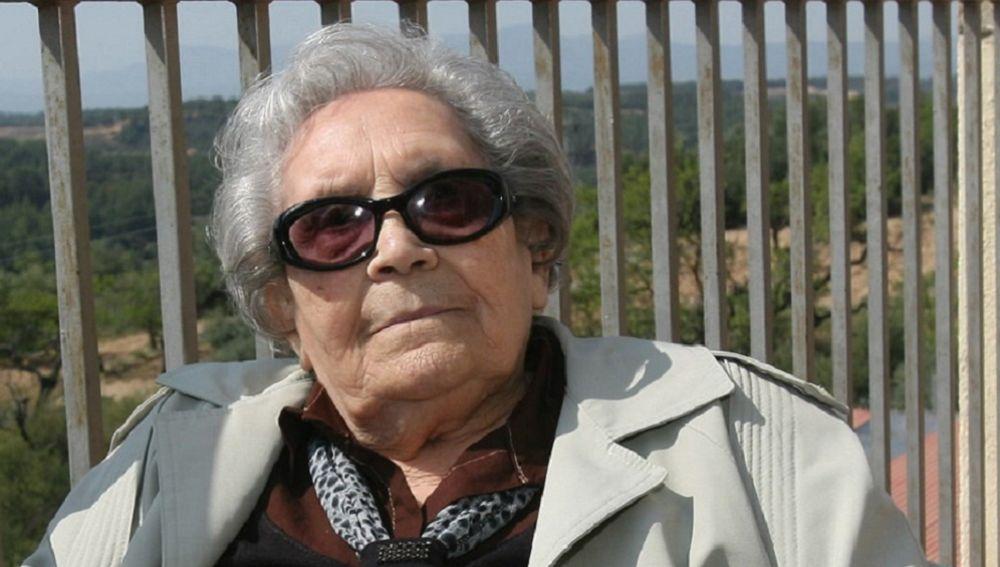 Neus Català la darrera supervivent catalana dels camps d'extermini nazis