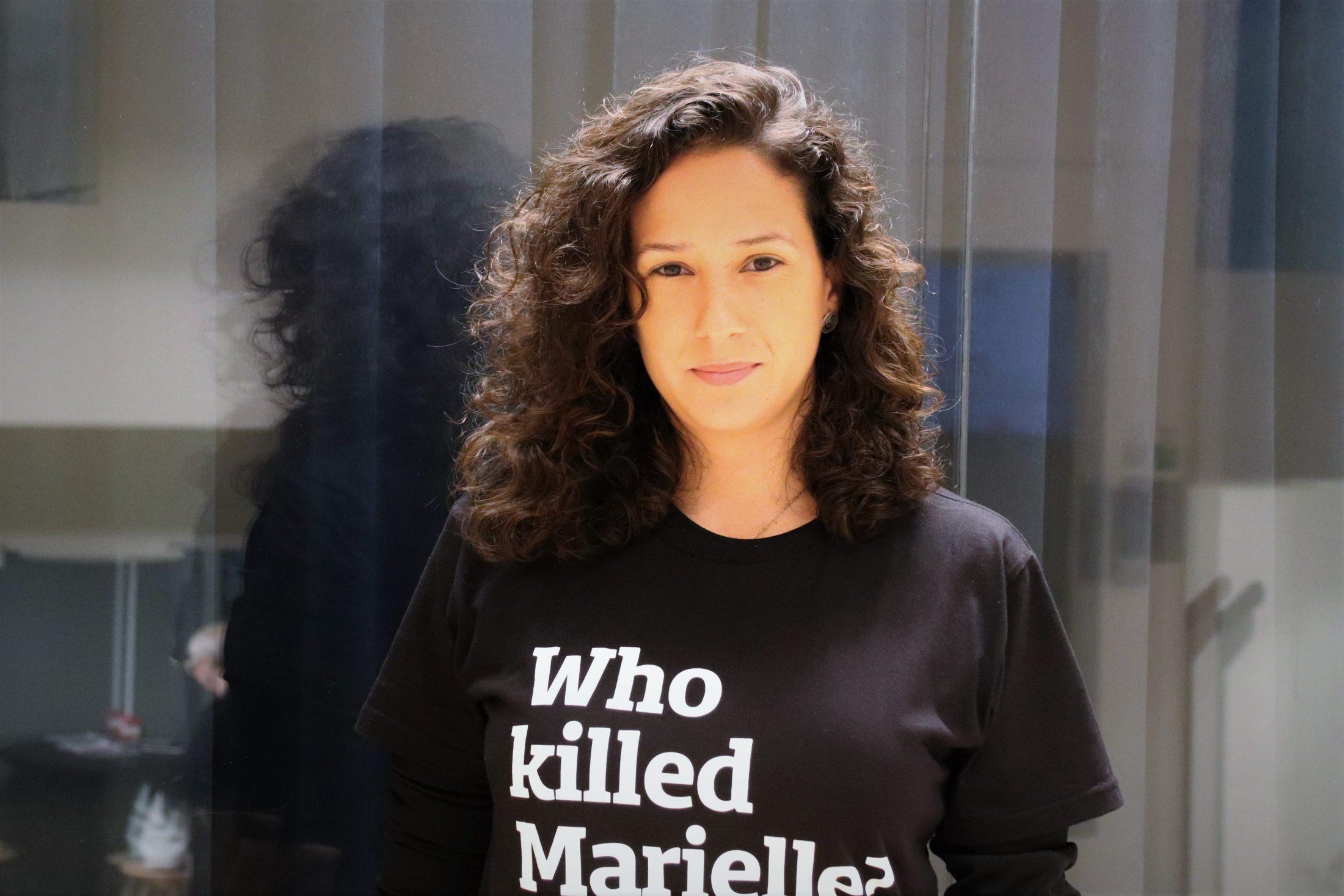 """""""Les bales disparades contra Marielle eren disparades contra la comunitat negra, les dones, la població LGTBI i les faveles"""""""